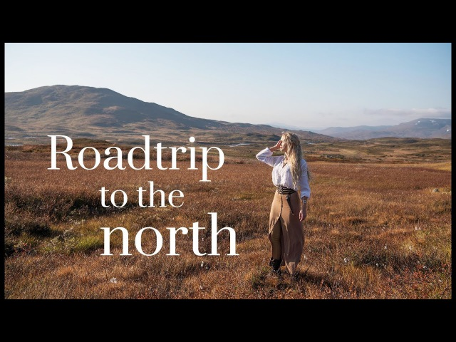 Vlog: roadtrip to the north
