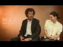 Sarina Bellissimo interviews Rooney Mara Garth Davis Mary Magdalene