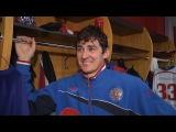 Как радуются болельщики? Вопрос к хоккеистам сборной России