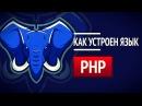Как устроен PHP ► Детальный разбор