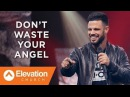 Стивен Фуртик - Не упусти своего Ангела (Don't Waste Your Angel)   Проповедь (2018)