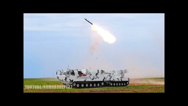 Russia Test Fires New Arctic Air-Defense System - TOR-M2DT - Rússia Testa Novo Sistema de Defesa