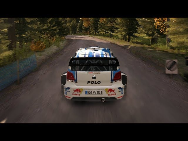 DIRT RALLY Volkswagen Polo Rally