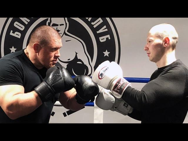 Мистер Синтол против бойца MMA / Руки - Базуки готов к бою с хейтерами