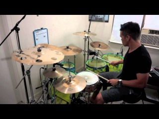 Young The Giant - Cough Syrup (Drum Cover)