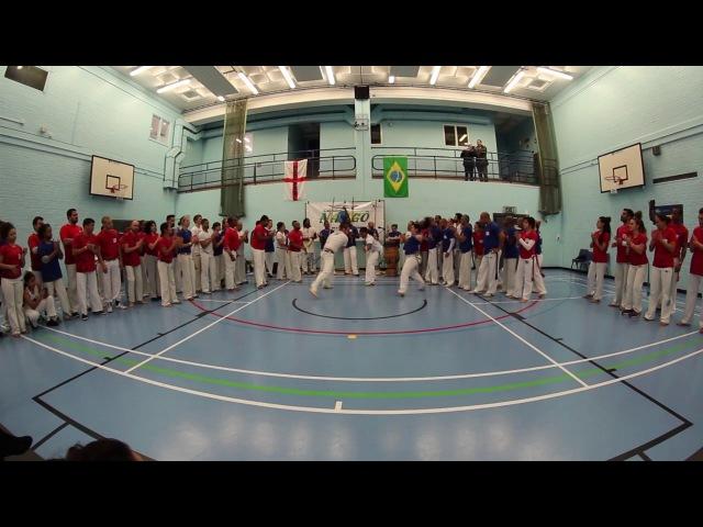 Capoeira Nago Evento Regional Roda