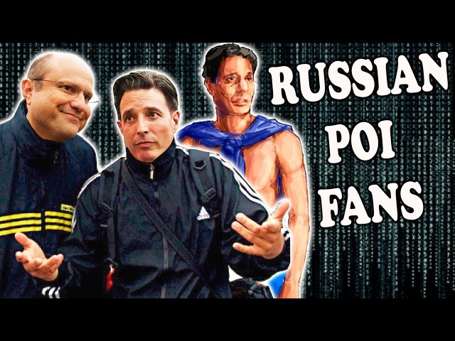 What's the problem with me and POI Russian fans || Carl Elias Anthony Marconi | Person of Interest
