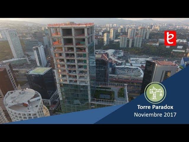 Mexico Torre Paradox Península Santa Fe CDMX