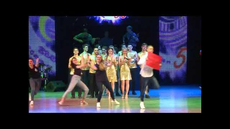 Гала-концерт Студенческой весны 2018