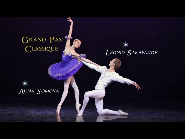 Gala of the ballet stars of La Scala (Svetlana Zakharova, Roberto Bolle) HD
