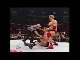 Goldust &amp Scott Steiner &amp Test With Stacy Keibler vs La Resistance &amp Chris Nowinski Raw 05.12.2003