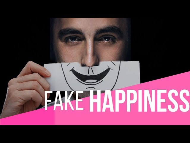 Let's Stop Faking Happiness