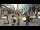 Clanadonia performing in glasgow part 1