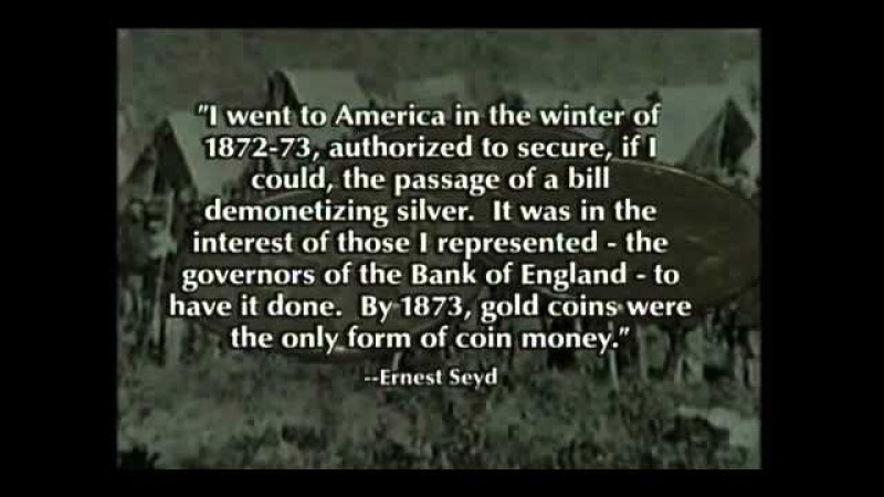 The Evils of the Federal Reserve and Prior Private Central Banks - Rothschild