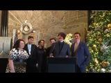 Greatest Showman Ceremony w Hugh Jackman, Zendaya, Zac Efron, Rebecca Ferguson and Keala Settle