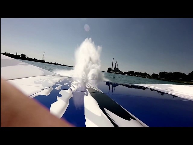 ACM- Outerlimits SV43 with twin Viper motors!