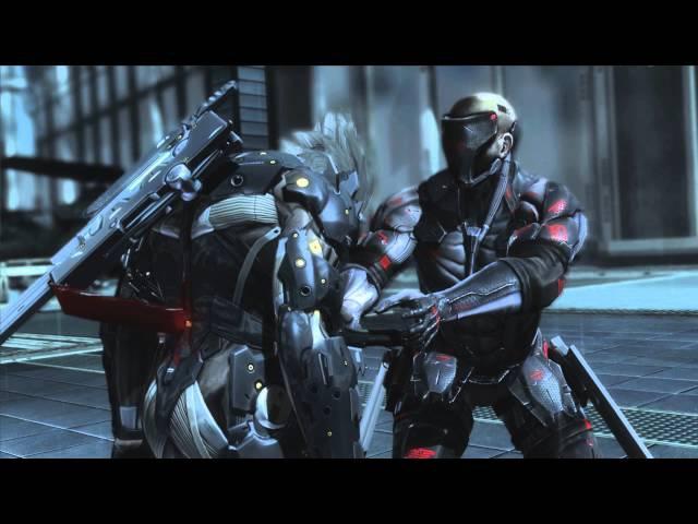 Metal Gear Rising: Revengeance - Файл R-03: На уровне Неба - Сцена 023