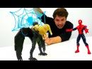 Игры для мальчиков ЧеловекПаук против Стервятника 👊 Спайдермен атакует Игру