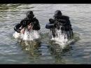 Рязанские десантники вступили в бой с белорусскими водолазами