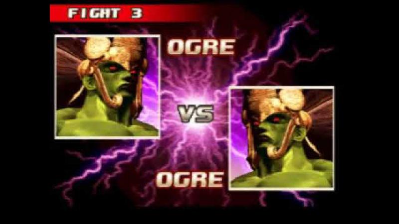 Tekken 3 Online Mapuwka,Мамочка (Ogre)(P1) vs imran (Ogre) (P2)Бой на Ограх последние Видео