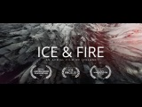ICE &amp FIRE  an aerial film of Iceland.