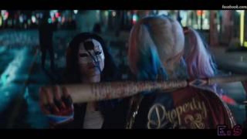 Харли Квин Harley Quinn (УДАЛЕННАЯ СЦЕНА) 4K[HD]
