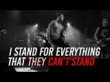 Notorious (Explicit) Official Lyric Video - Adelitas Way