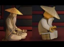 Lego Ninjago Characters IN REAL LIFE