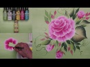 Donna Dewberry How to Paint a Cabbage Rose