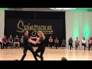 Swingtacular Invitational JnJ 2017 - Sean McKeever and Victoria Henk 1st Place