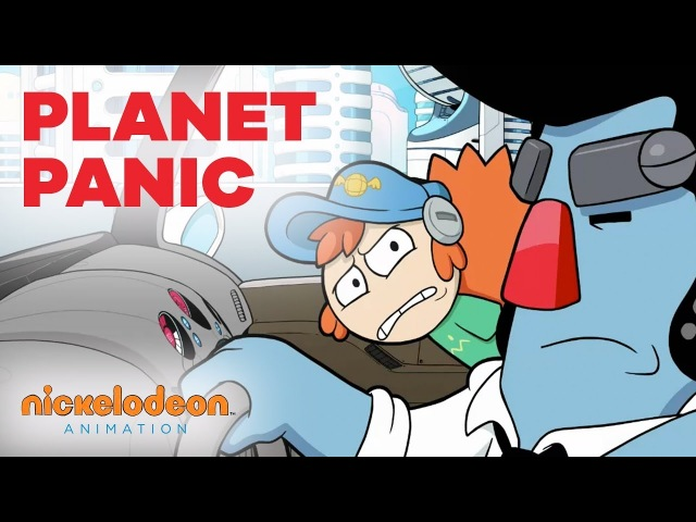 Planet Panic Nick Animated Shorts