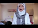 المشتركة السورية في ذا فويس فرنسا منال تغن&#1
