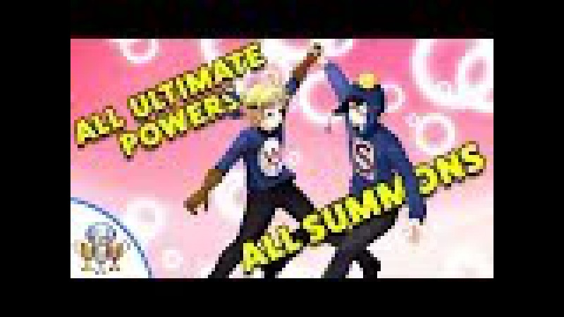 South Park the Fractured But Whole - Every Ultimate Power Summons Gameplay (New Kid Allies)