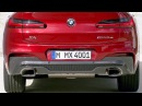 BMW X4 (2019) Sportier and More Aggressive