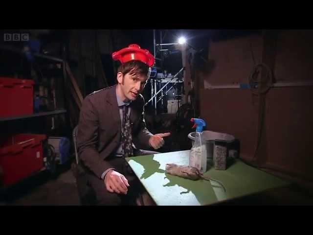 Дэвид Теннант представляет День Доктора (озвучка от Baibako TV)