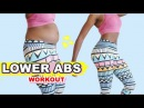 5 MIN LOWER ABS EXERCISES Tone Your Belly Pooch Quick Best Lower Belly Fat Home Workout Routine