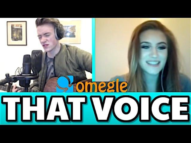 AMAZING SINGER IMPRESSES GIRL ON OMEGLE III