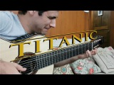 TITANIC THEME (My Heart Will Go On) - Fingerstyle Guitar (Marcos Kaiser)