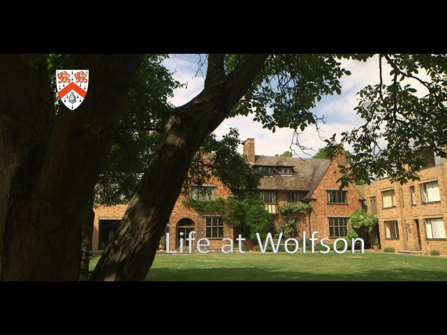 Life at Wolfson: why choose Wolfson