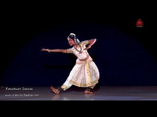 Kameshweri Ganesan Solo - IFA - Sridevi Nrithyalaya - Bharatanatyam Dance