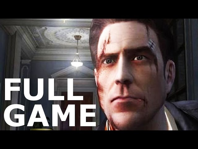 Max Payne 2 - Full Game Walkthrough Gameplay Ending (No Commentary) (All Cutscenes Game Movie)