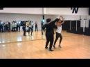 Salsa partnerwork on1 on2 Bersy Cortez y Noe
