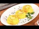 Картофельные Гнезда С Сыром Простейшая Закуска С Нежной Начинкой