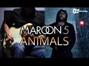 Maroon 5 - Animals - Electric Guitar Cover by Kfir Ochaion