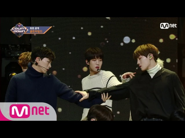 [Golden Child - LADY] Comeback Stage   M COUNTDOWN 180201 EP.556
