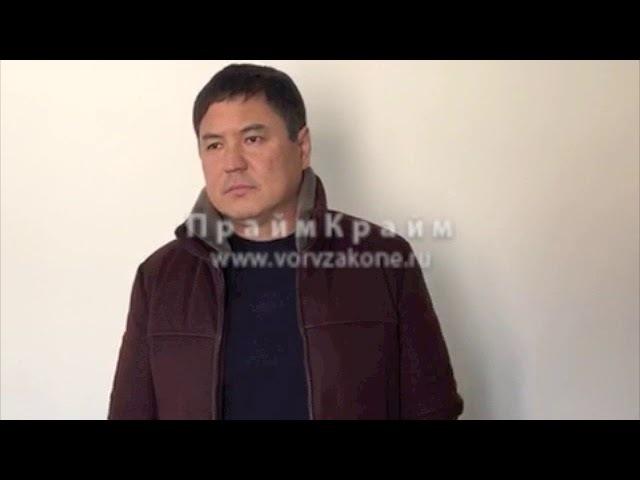 Камчибек Кольбаев Коля Киргиз 13 02 18 Бишкек Задержан