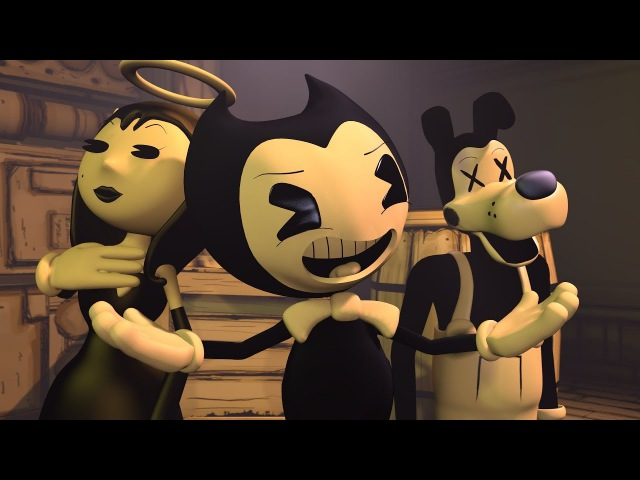 Cup head best New Bendy And The ink machine Animated Chapter 3 Bumper Car Fidget Spinner Madness