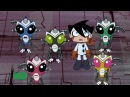 Super Robot Monkey Team Hyper Force Go! 17 Episode In the Grip of Evil FullHD