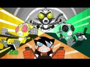 Super Robot Monkey Team Hyper Force Go! 24 Episode The Skeleton King Threat FullHD