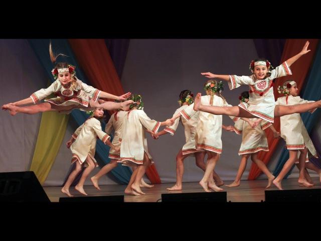 Конкурс ЦВЕТИК-СЕМИЦВЕТИК (2 день - хореография)